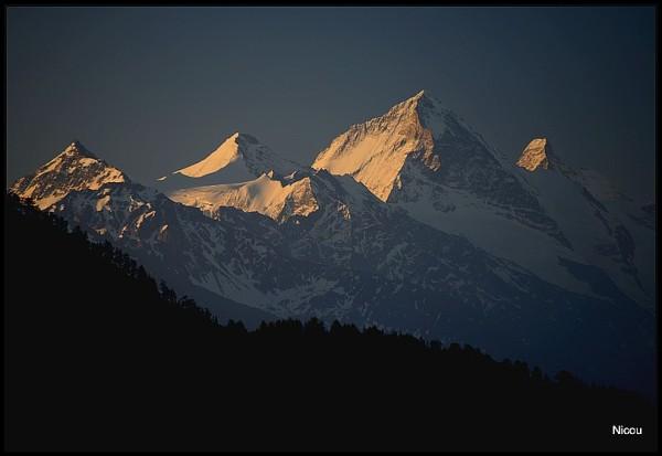 Santesch Valais Suisse