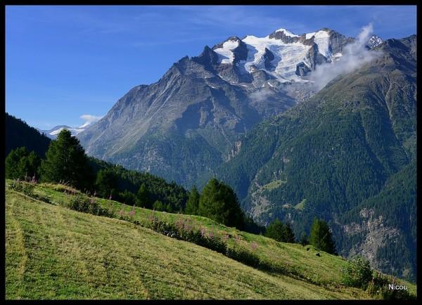 Gspon Valais Suisse