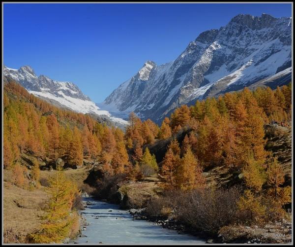Fafleralp Valais Suisse