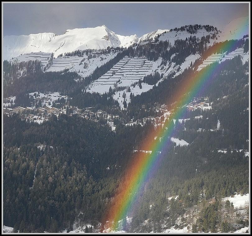Icogne Valais Suisse