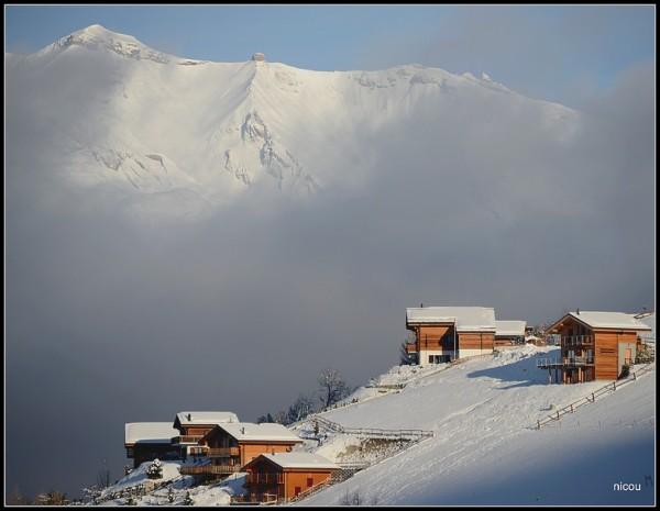 Vernamiège Valais Suisse