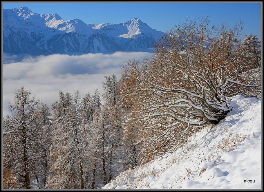 Jeitzinen Valais Suisse