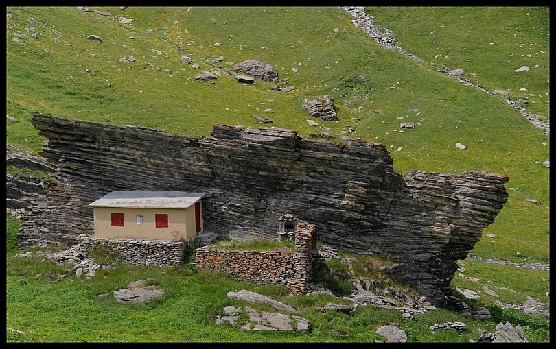 Snestsch Valais Suisse