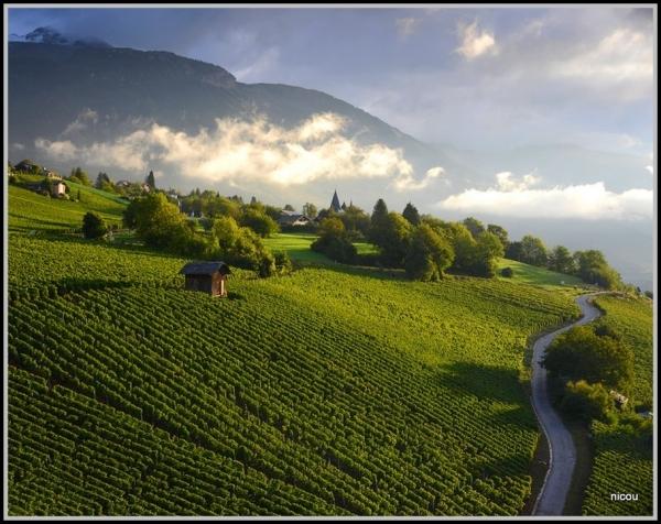 Loc Valais Suisse