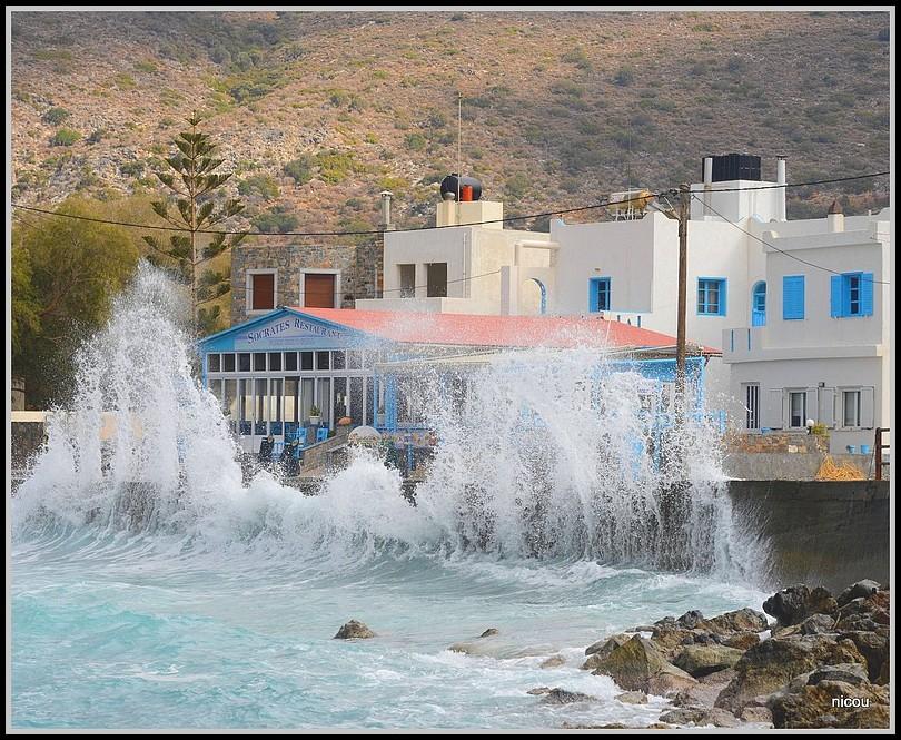Grèsce Crète Sisi