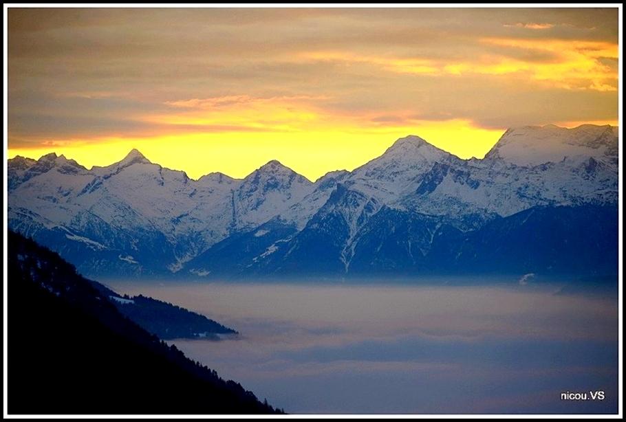 Aminona Valais Suisse