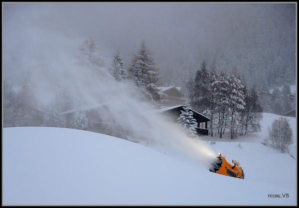 Burchen Valais Suisse