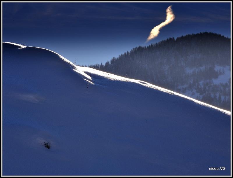 Col des Planches Valais Suisse