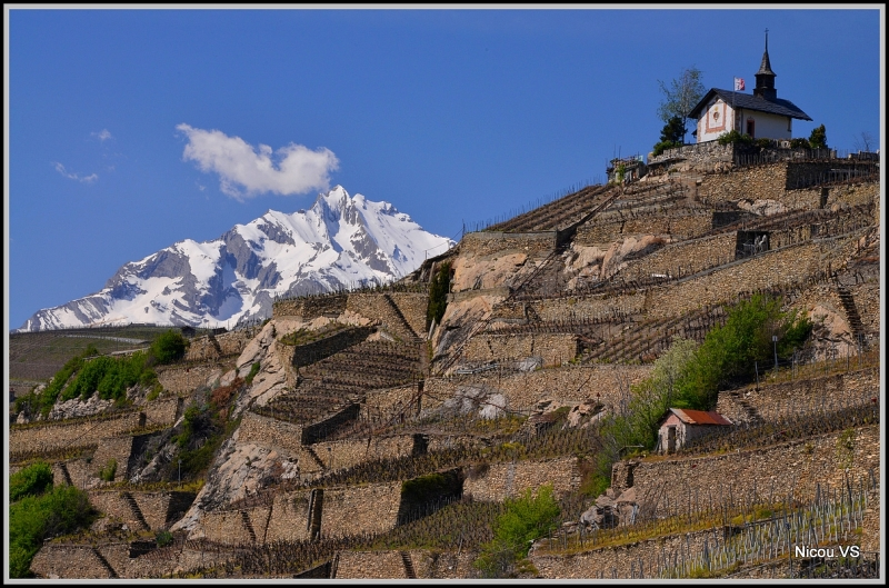 Molignon Valais  Suisse
