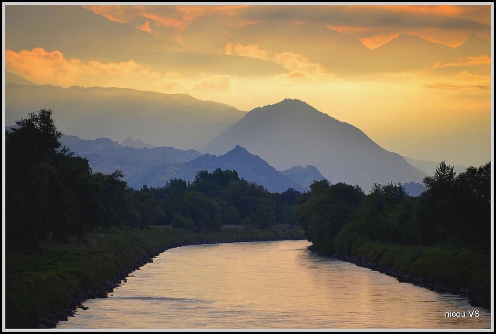 Saxon Valais suisse