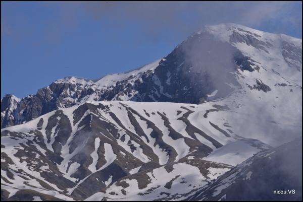 Sanetsch Valais Suisse