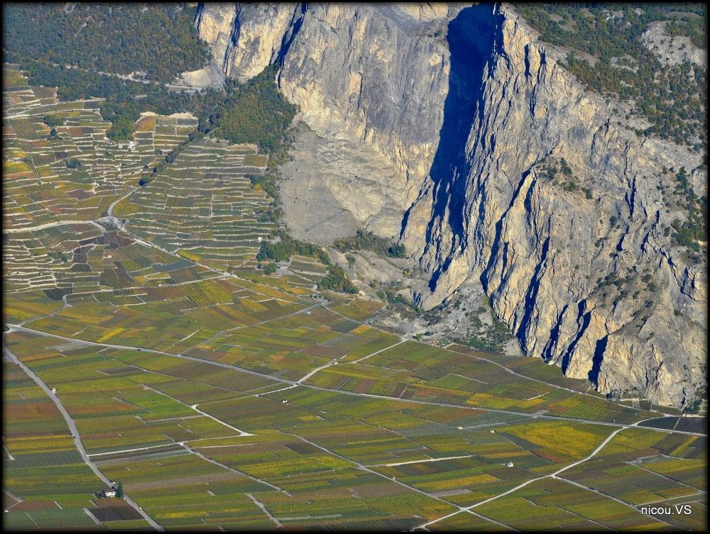 Isérables Valais Suisse