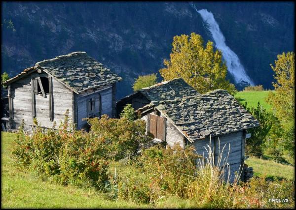 Suisse Vispeterminen Valais