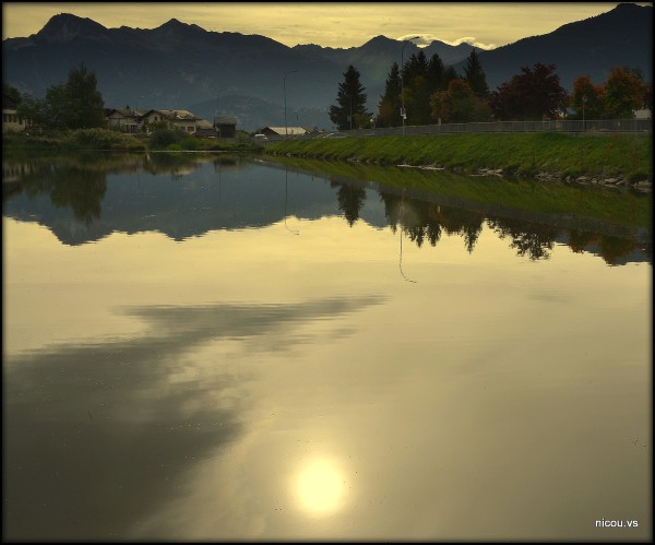 Suisse Valais Lens