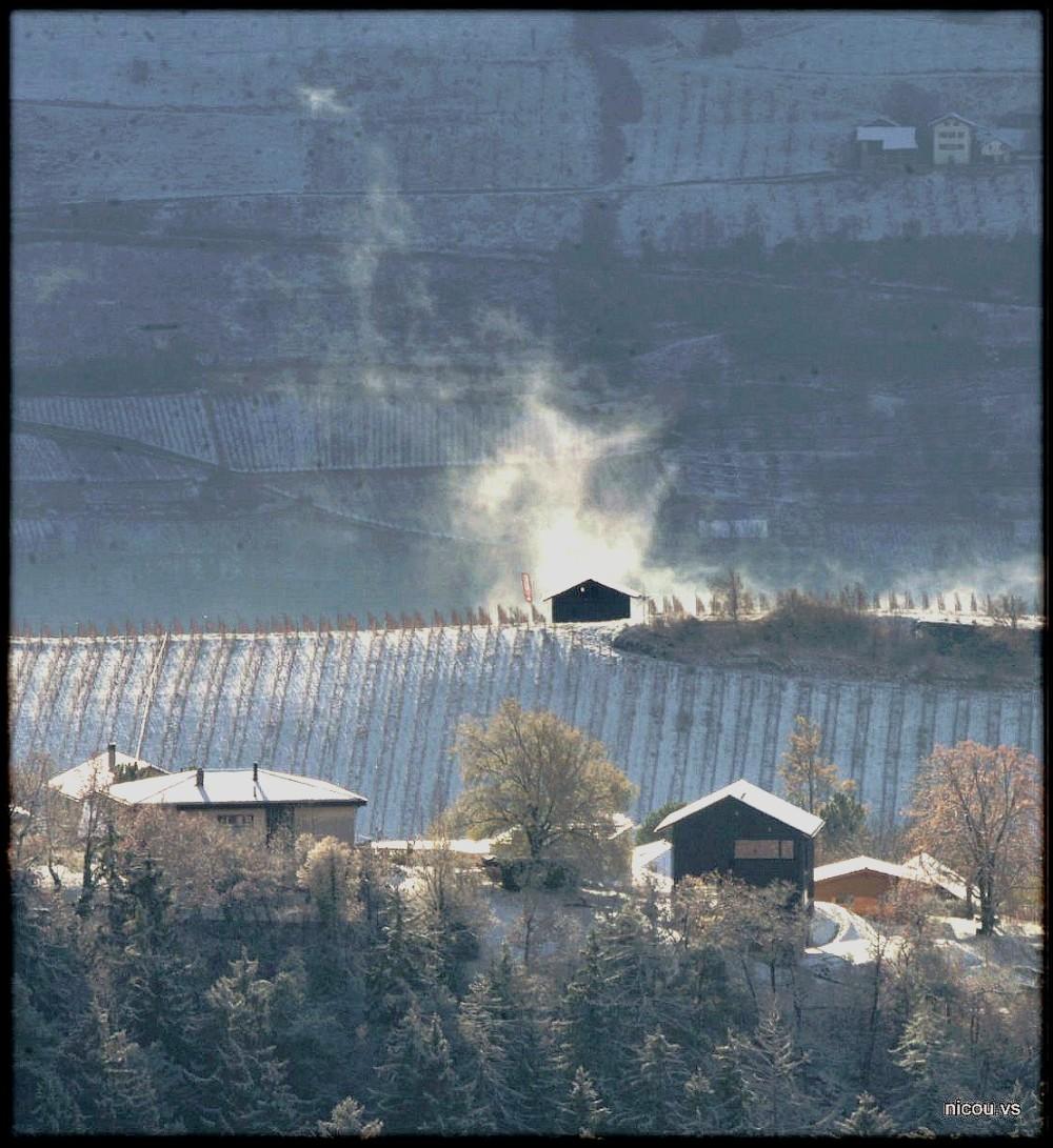 Suisse Valais Grimisuat