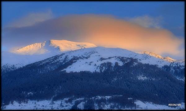 Suisse Valais Ergisch
