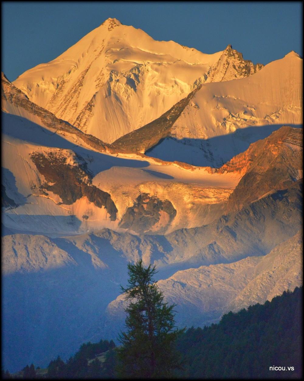 Suisse Valais Bürcne