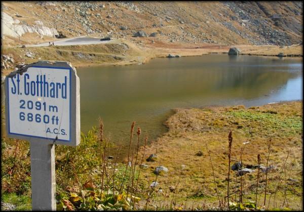 Suisse St.-Gotthard