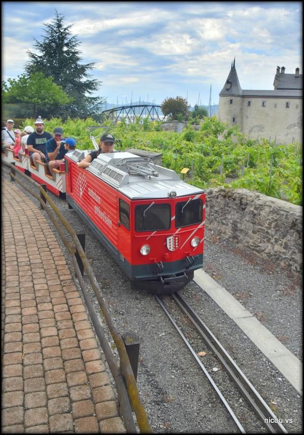Suisse Valais Le Bouveret