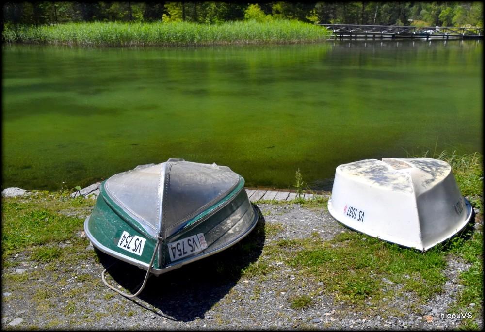 Suisse Valais Champex Le Lac