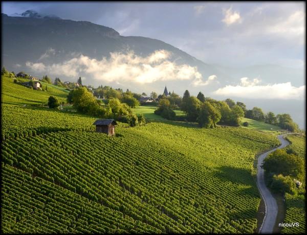 Suisse Valais Sierre