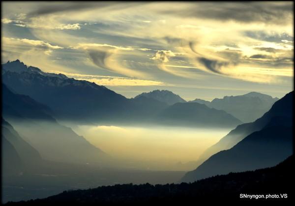 Suisse Valais Saviese
