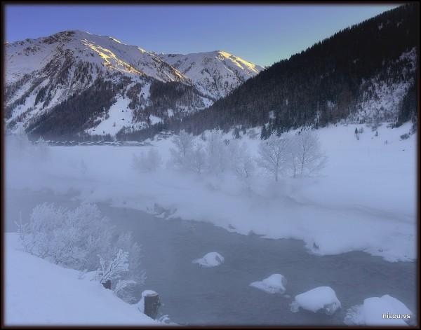 Suisse Valais Oberwald