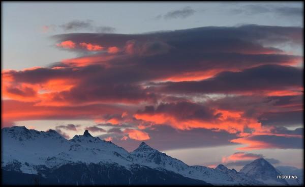 Suisse Valais Granois Saviese