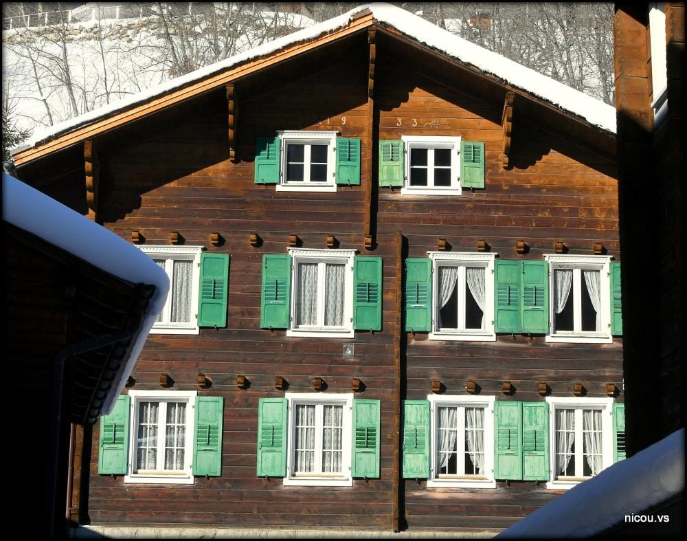Suisse Valais Selkingen