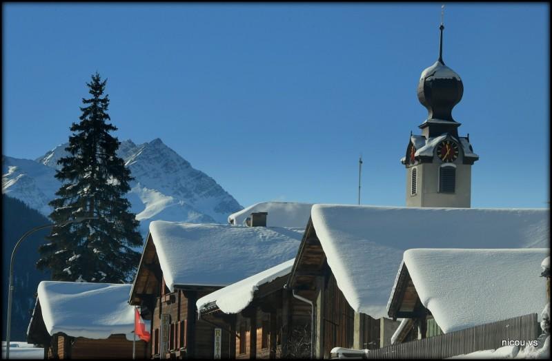 Suisse Valais Blitzingen