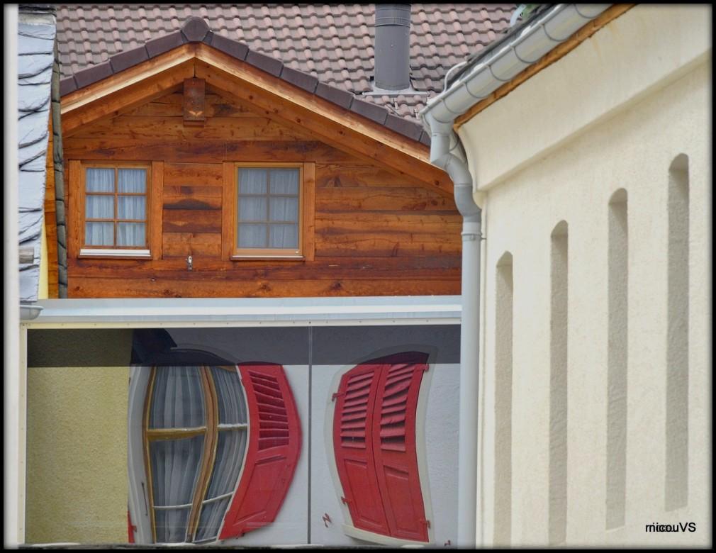 Suisse Valais Salquenen