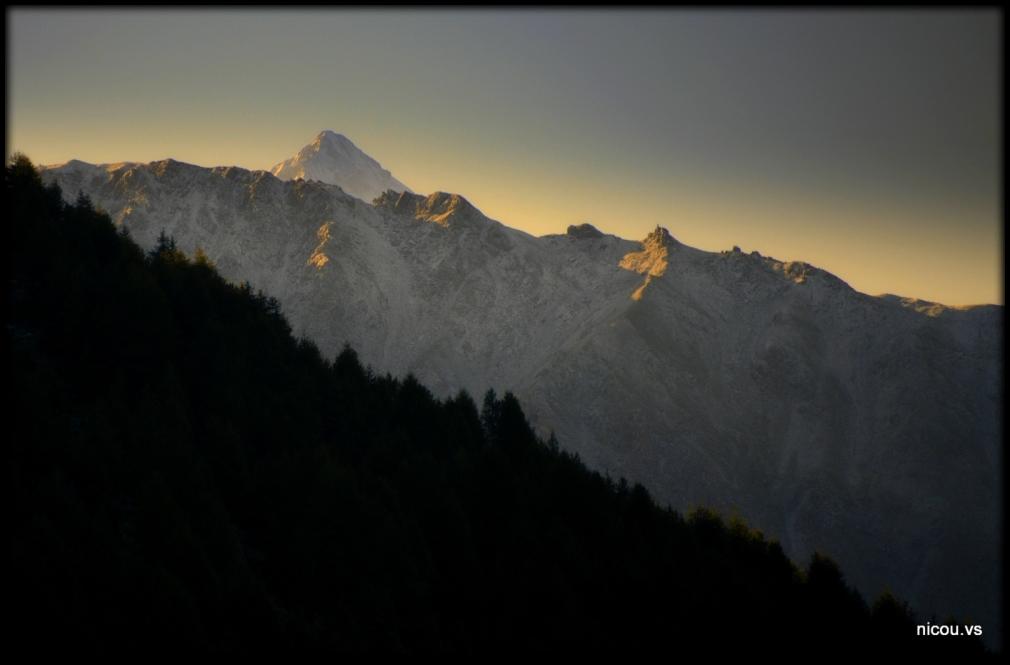 Lovegnoz Valais Suisse
