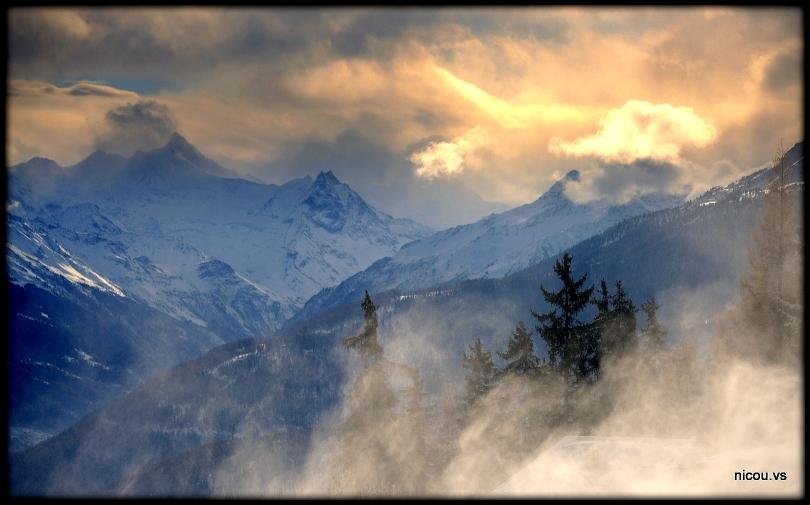 Planige Valais Suisse
