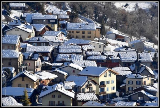 Aven Valais Suisse