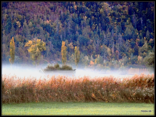 Aganr Valais Suisse