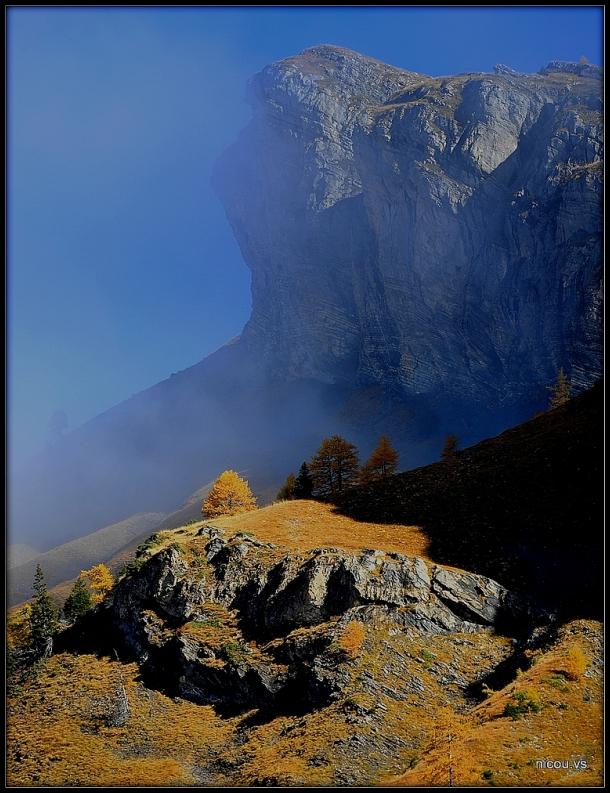 La Combaz Arbaz Valais Suisse