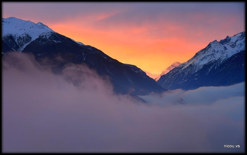 Zeneggen Valais Suisse