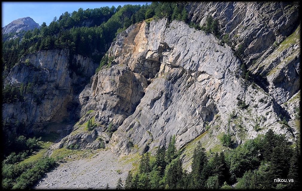 Derborence Valais Suisse