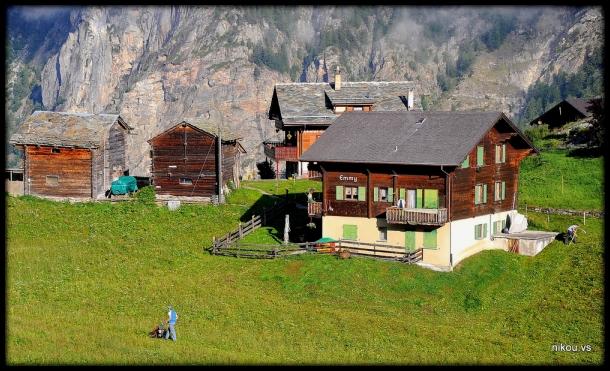 Randa Valais Suisse