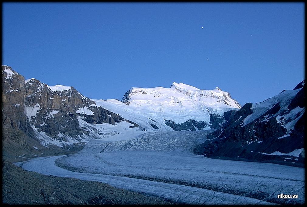Panossière Valais Suisse