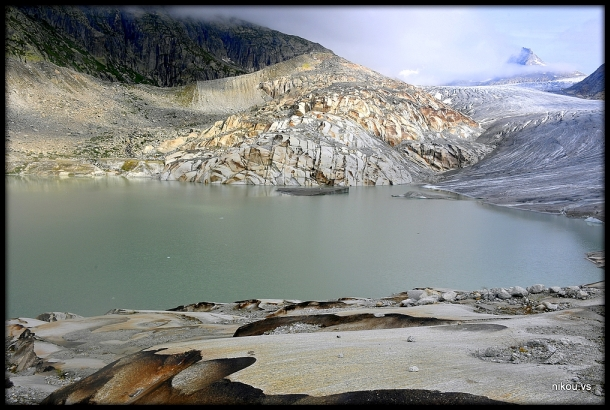 Furka Valais Suisse