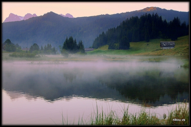 Mogins Valais Suisse
