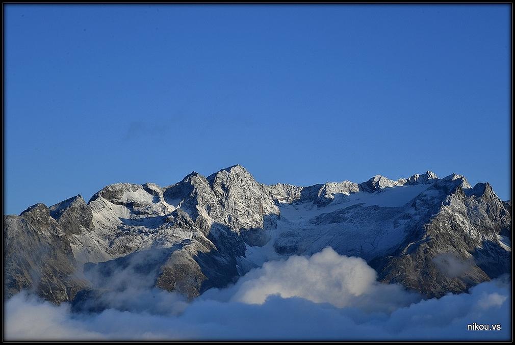 Bürchen Valais Suisse