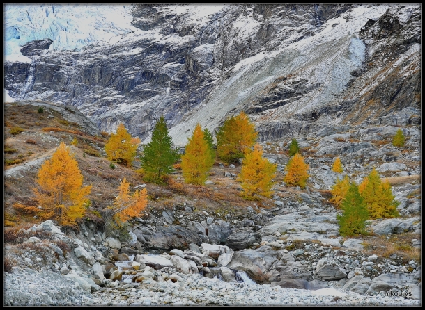 Turtemanthal  Valais Suisse