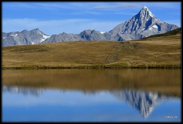 Vispeterminen Valais Suisse