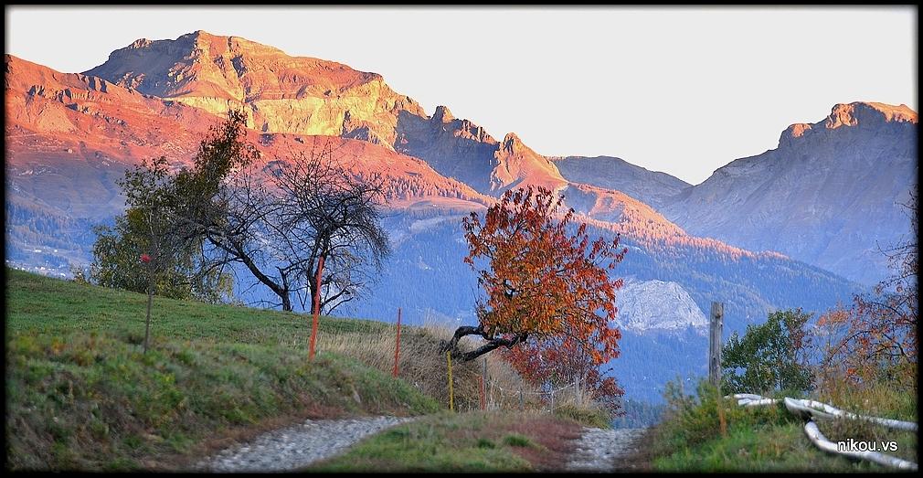 Nax Valais Suisse
