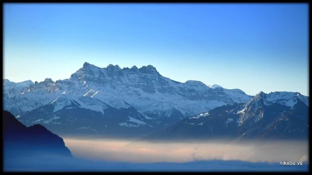 Caux Vaud Suisse