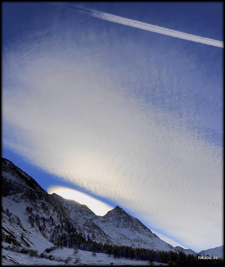 la Fouly Valais Suisse