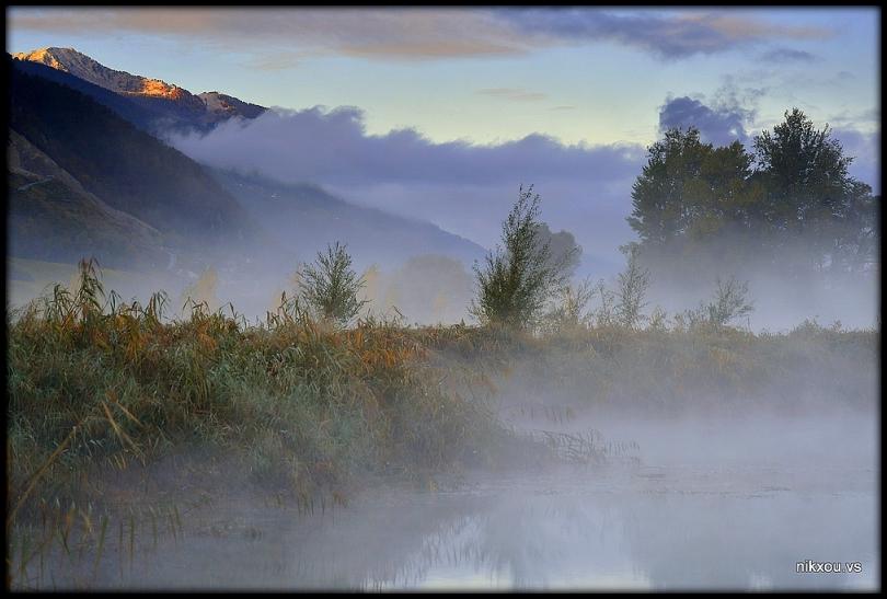 Grône Valais Suisse