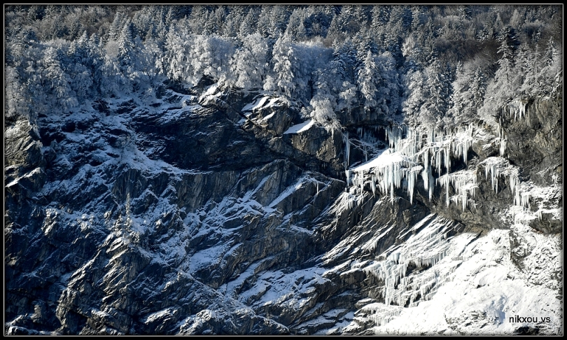 Plan sur Bex Vaud Suisse